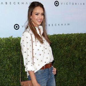 Victoria Beckham for Target Tops - Victoria Beckham for Target BEE shirt